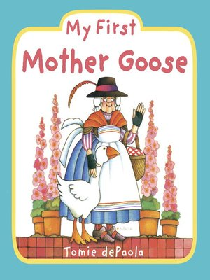 cover image of My First Mother Goose