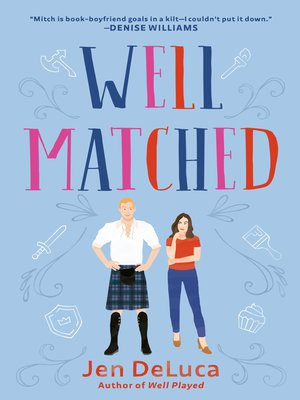 cover image of Well Matched