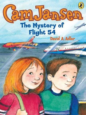 cover image of The Mystery of Flight 54