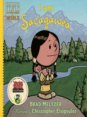 cover image of I am Sacagawea