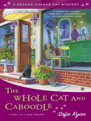 cover image of The Whole Cat and Caboodle