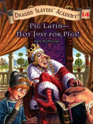 cover image of Pig Latin--Not Just for Pigs!