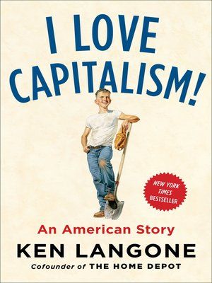 cover image of I Love Capitalism!
