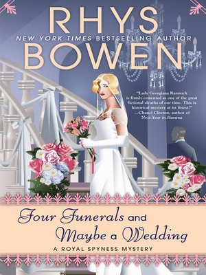 cover image of Four Funerals and Maybe a Wedding