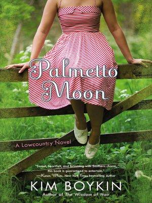 cover image of Palmetto Moon