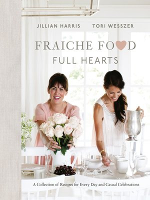 cover image of Fraiche Food, Full Hearts