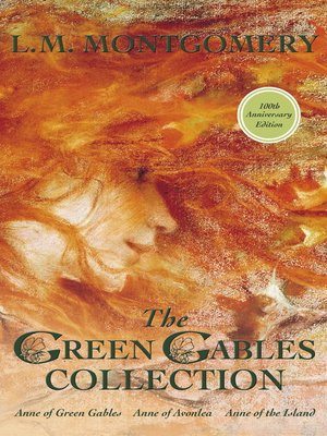 cover image of The Green Gables Collection