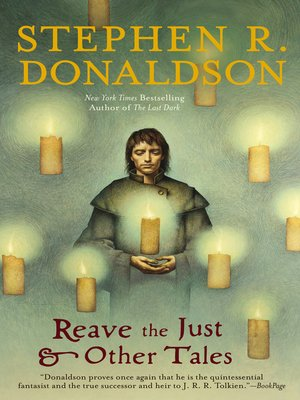 cover image of Reave the Just and Other Tales
