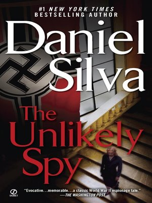 cover image of The Unlikely Spy