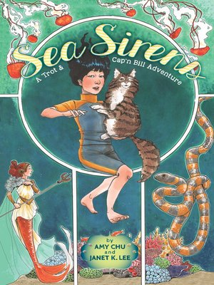 cover image of Sea Sirens