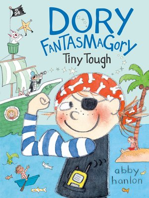 cover image of Dory Fantasmagory: Tiny Tough