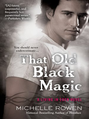 cover image of That Old Black Magic