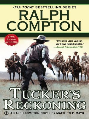 cover image of Ralph Compton Tucker's Reckoning