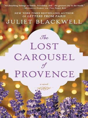 cover image of The Lost Carousel of Provence