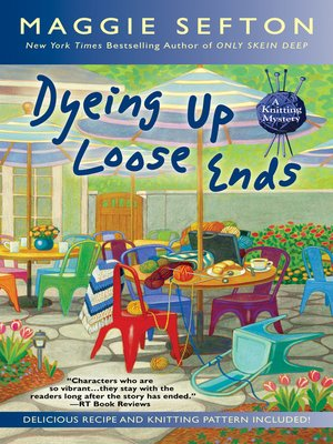 cover image of Dyeing Up Loose Ends