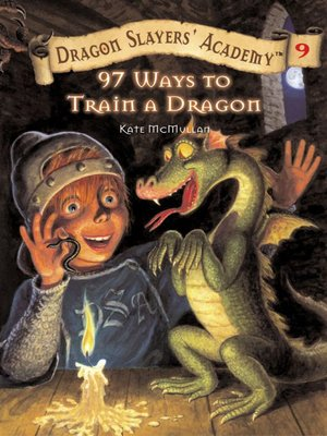 cover image of 97 Ways to Train a Dragon
