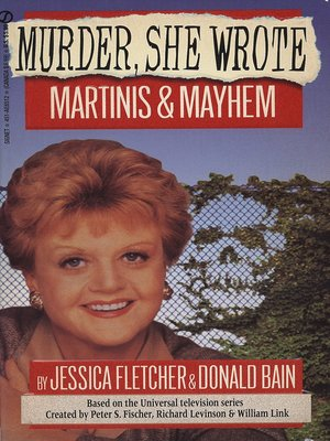 cover image of Martinis and Mayhem