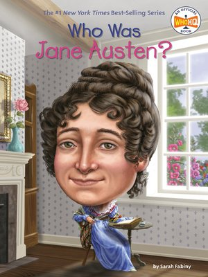 cover image of Who Was Jane Austen?