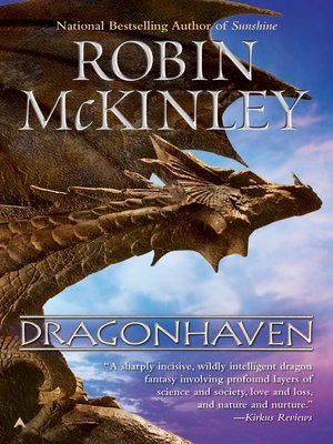 cover image of Dragonhaven