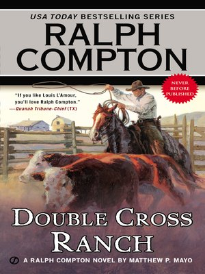 cover image of Ralph Compton Double Cross Ranch
