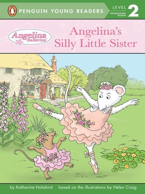 cover image of Angelina's Silly Little Sister