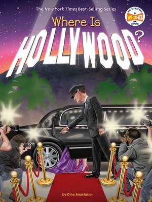 cover image of Where Is Hollywood?