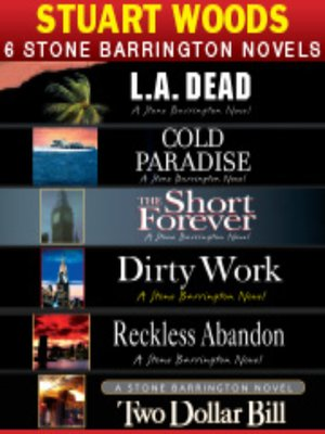 cover image of 6 Stone Barrington Novels