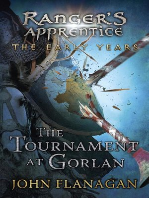 cover image of The Tournament at Gorlan