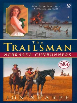 cover image of Nebraska Gunrunners