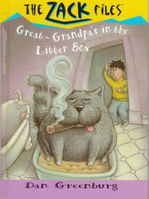 cover image of My Great-Grandpa's In the Litter Box
