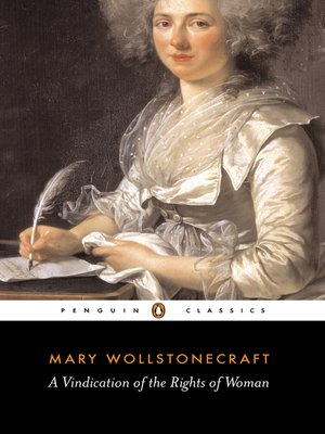 mary wollstonecrafts a vindication of the rights of woman