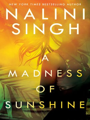 A Madness of Sunshine Book Cover