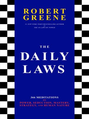 cover image of The Daily Laws