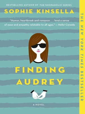 cover image of Finding Audrey