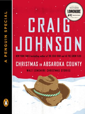 cover image of Christmas in Absaroka County