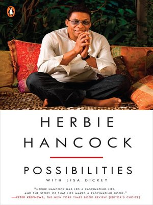 cover image of Herbie Hancock--Possibilities