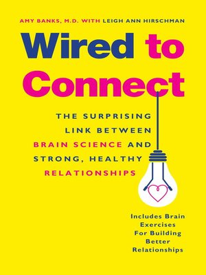 cover image of Wired to Connect