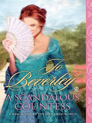 cover image of A Scandalous Countess