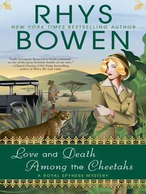cover image of Love and Death Among the Cheetahs