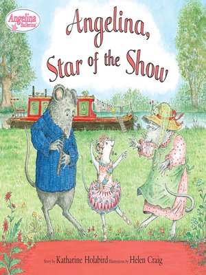 cover image of Angelina Star of the Show
