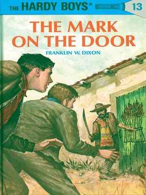 cover image of The Mark on the Door