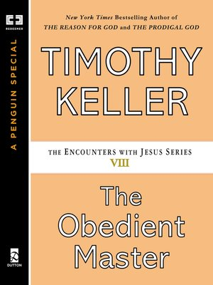 cover image of The Obedient Master