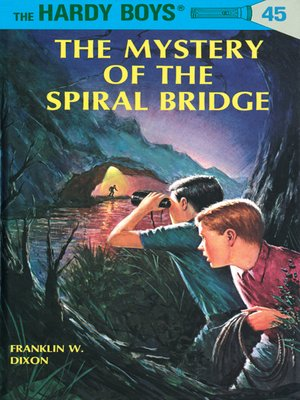 cover image of The Mystery of the Spiral Bridge