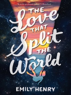 cover image of The Love That Split the World