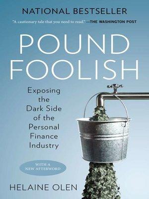 cover image of Pound Foolish