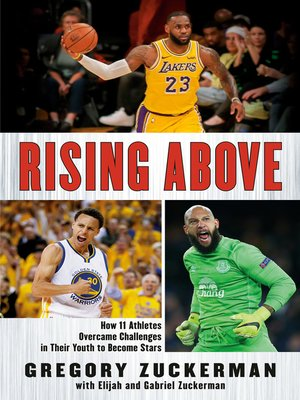 cover image of Rising Above