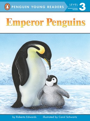 cover image of Emperor Penguins