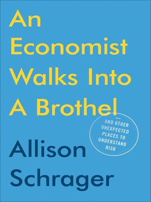 cover image of An Economist Walks into a Brothel