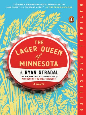 cover image of The Lager Queen of Minnesota
