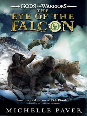 cover image of The Eye of the Falcon